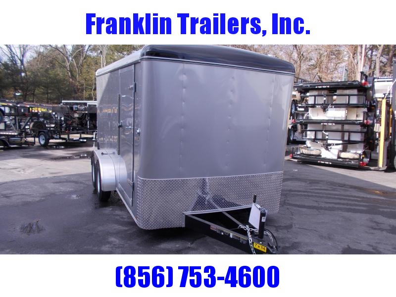 2019 Carry-On 7X14 Enclosed Cargo Trailer 2020040