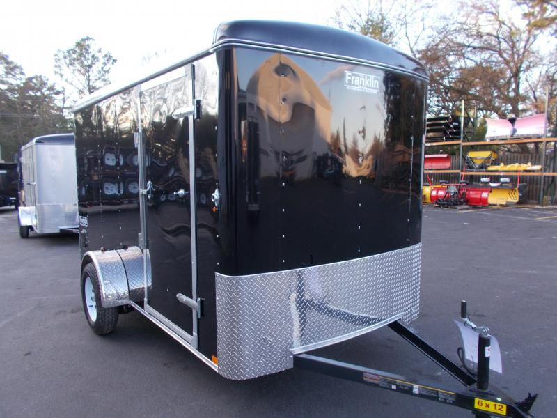 2019 Carry-On 6X12 Enclosed Cargo Trailer 2019699