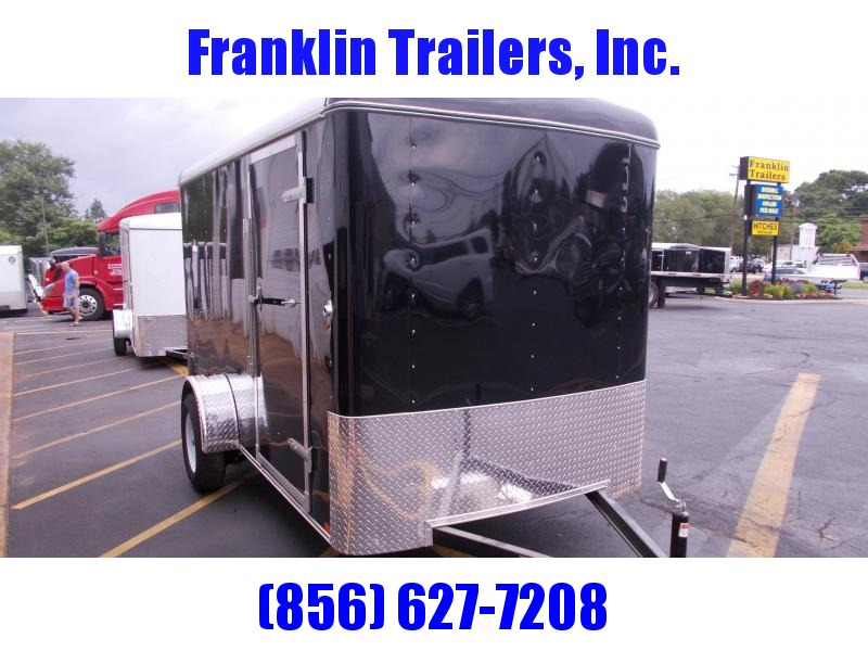 2019 Carry-On 6X12 Enclosed Cargo Trailer 2020704