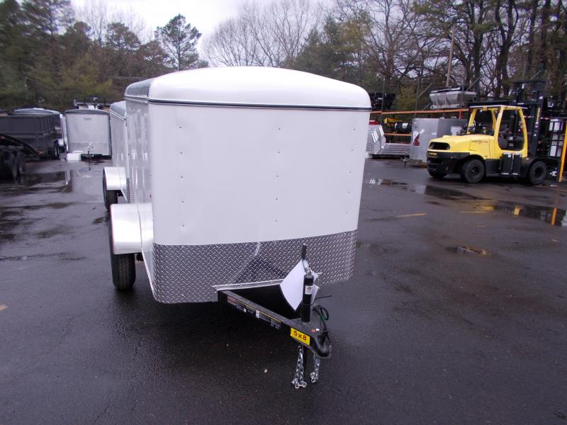 2019 Carry-On 5X8 Enclosed Cargo Trailer 2020388