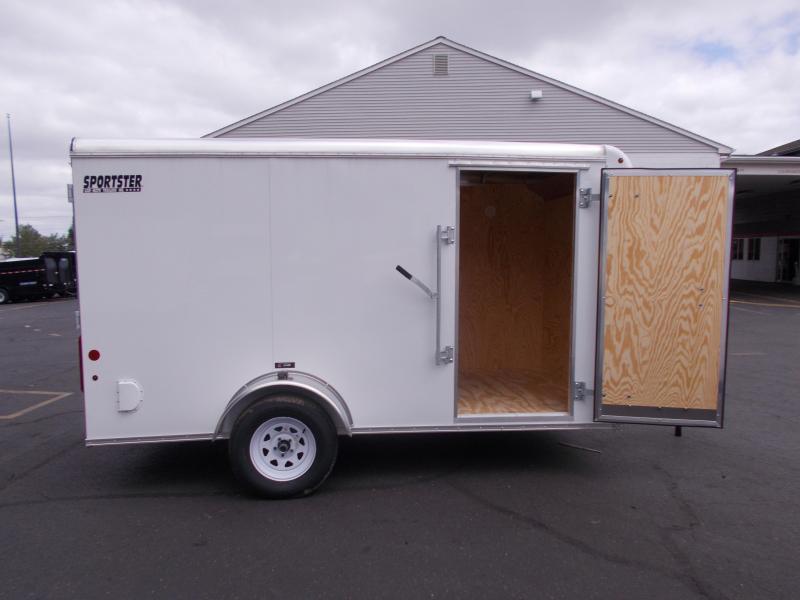 2020 Car Mate 6x12 Enclosed Cargo Trailer 2020967