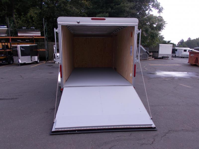 2019 Car Mate Trailers 7x14 - 7'W Tandem Axle Enclosed Cargo Trailer 2020939