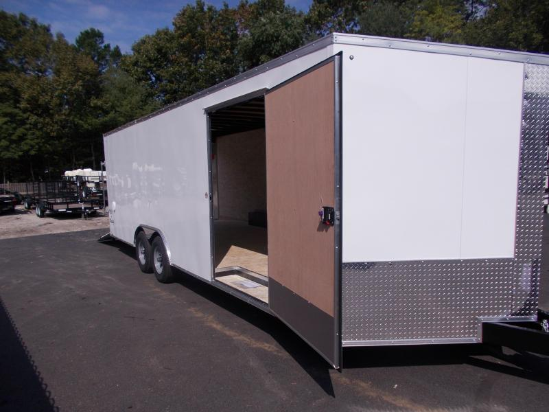 2020 Cargo Express 8.5X24 Car / Racing Trailer 2021028