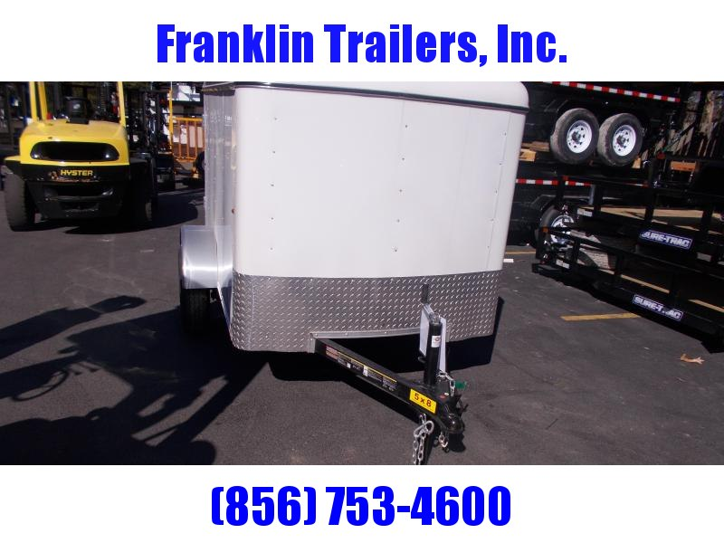 2019 Carry-On 5X8 Enclosed Cargo Trailer 2020305