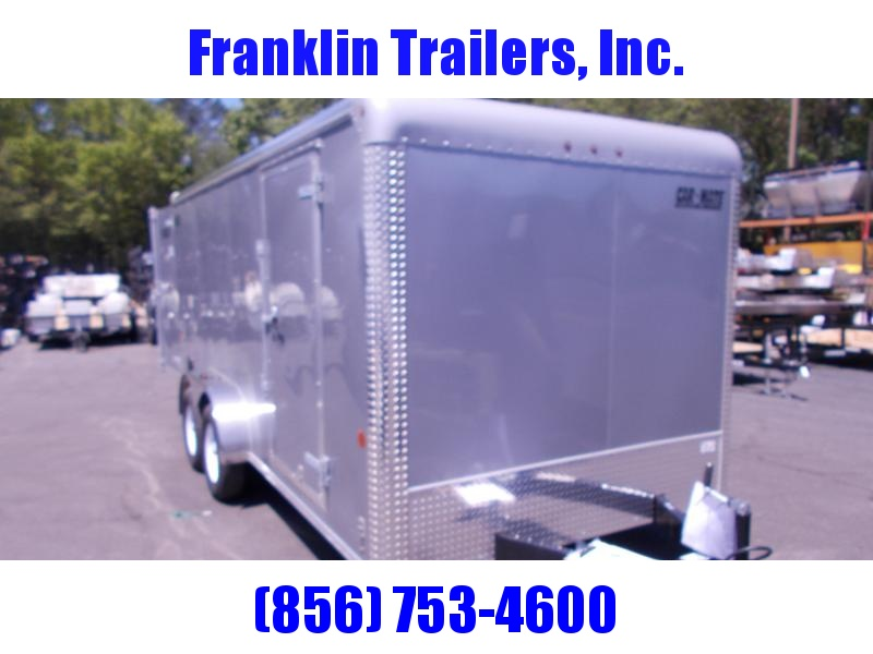2020 Car Mate Trailers 7x16 Enclosed Cargo Trailer 2020646 in Ashburn, VA
