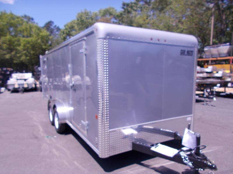 2020 Car Mate Trailers 7x16 Enclosed Cargo Trailer 2020646