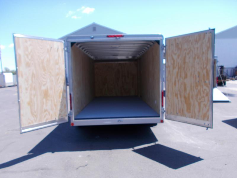 2020 Car Mate Trailers 7x16 Enclosed Cargo Trailer 2020646