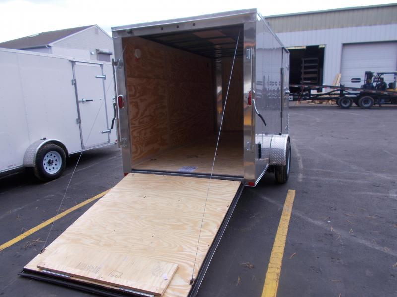 2019 Carry-On 6X14 V-Nose Enclosed Cargo Trailer 2019696