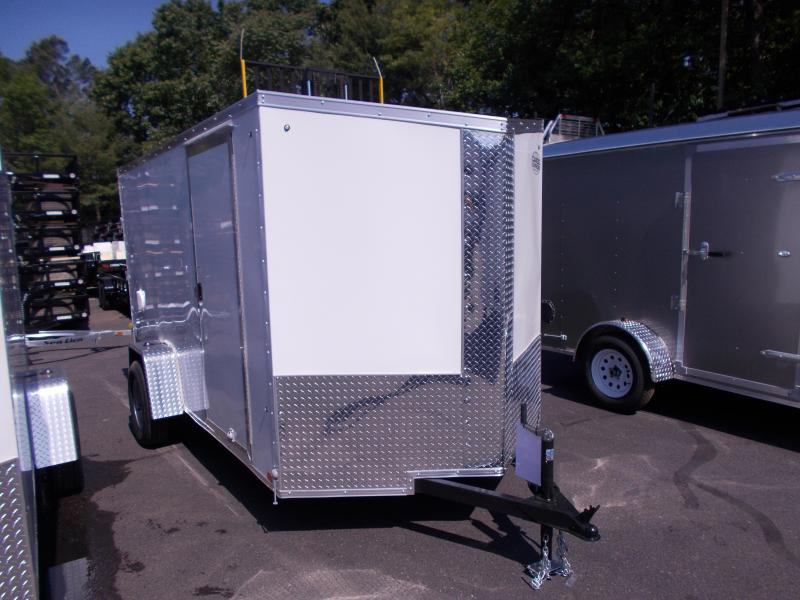 2020 Cargo Express 6X12 Enclosed Cargo Trailer 2020699