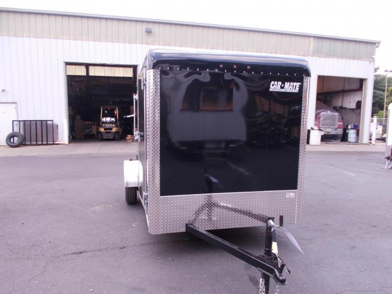 2020 Car Mate Trailers 6x12 Enclosed Cargo Trailer 2020899