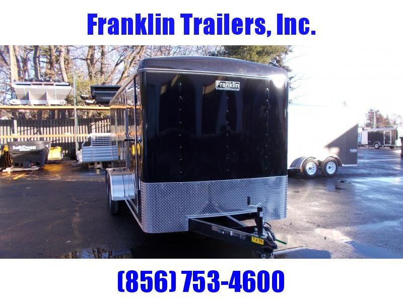 2019 Carry-On 7X16 Enclosed Cargo Trailer 2019836
