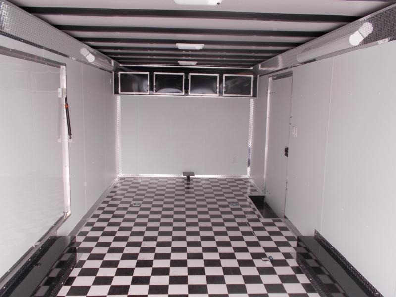 2019 Car Mate Trailers 8.5x24 10K Car / Racing Trailer 2020008 in Cleveland, NS