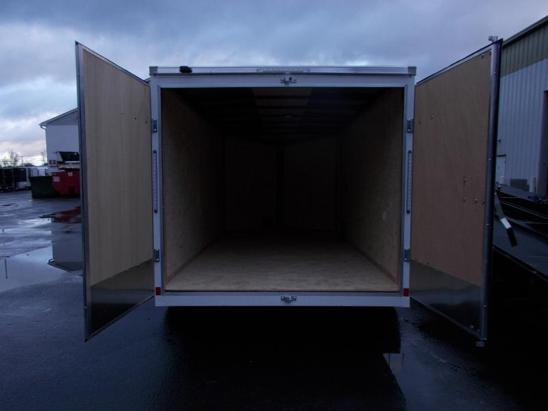 2020 Cargo Express 7x14 V-Nose Cargo / Enclosed Trailer 2020020