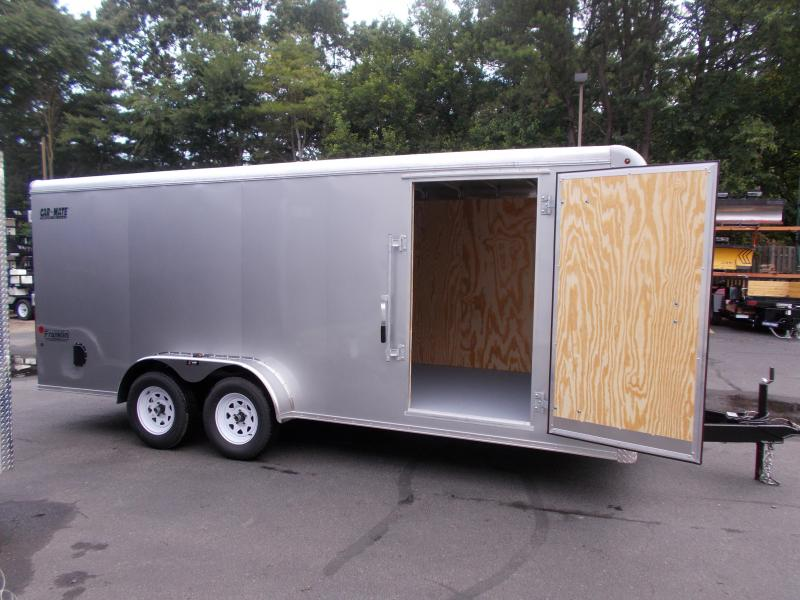 2020 Car Mate Trailers 7x18 Enclosed Cargo Trailer 2020804