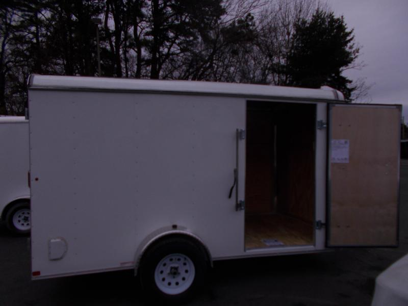 2019 Carry-On 6X12 Enclosed Cargo Trailer 2019991