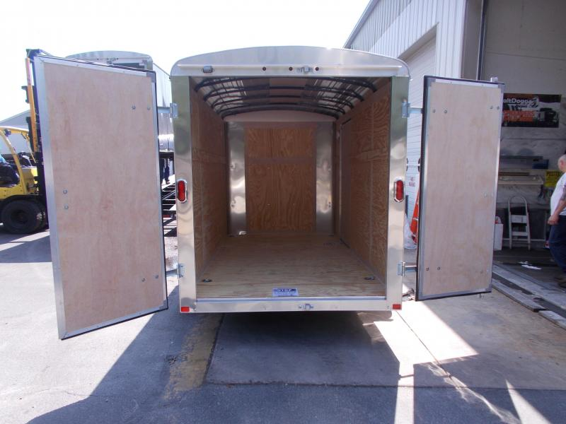 2019 Carry-On 6X12 Enclosed Cargo Trailer 2020700