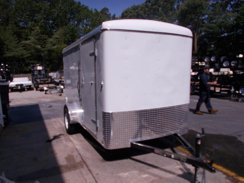2020 Carry-On 6X12 Enclosed Cargo Trailer 2020700
