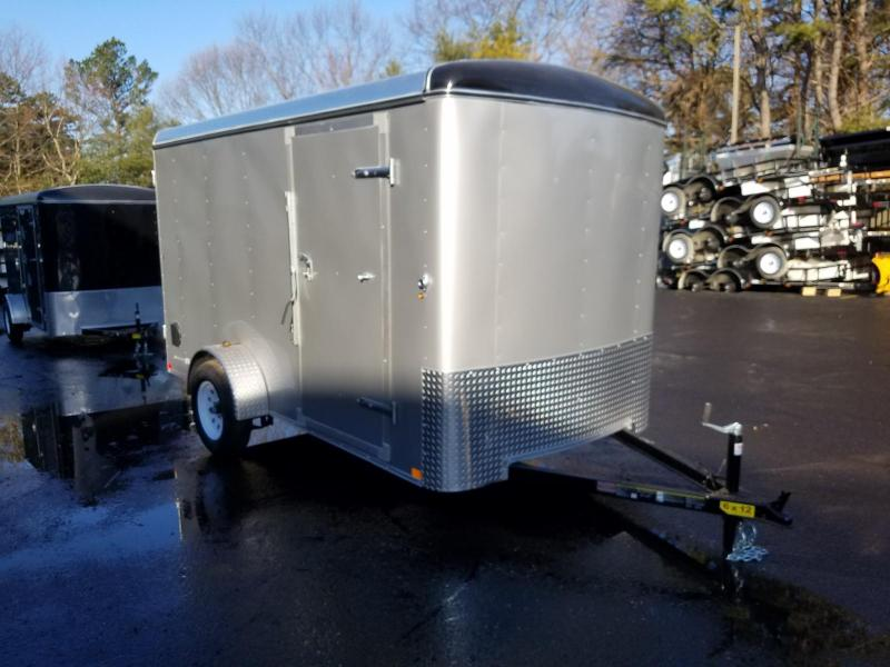 2019 Carry-On 6X12 Enclosed Cargo Trailer 2020107