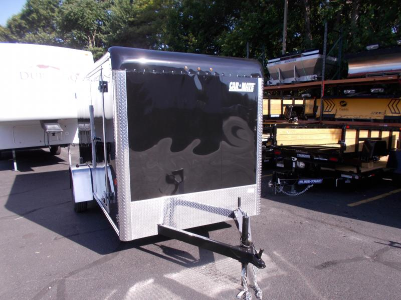 2020 Car Mate Trailers 6x12 Enclosed Cargo Trailer 2020801