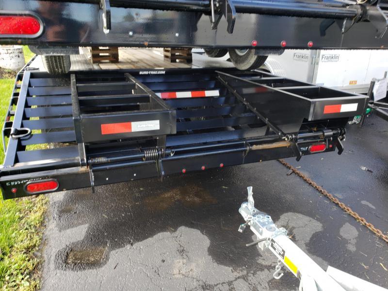 2019 Sure-Trac 8.5x20+5 LowPro Deckover Tandem BP 22.5K 2020658