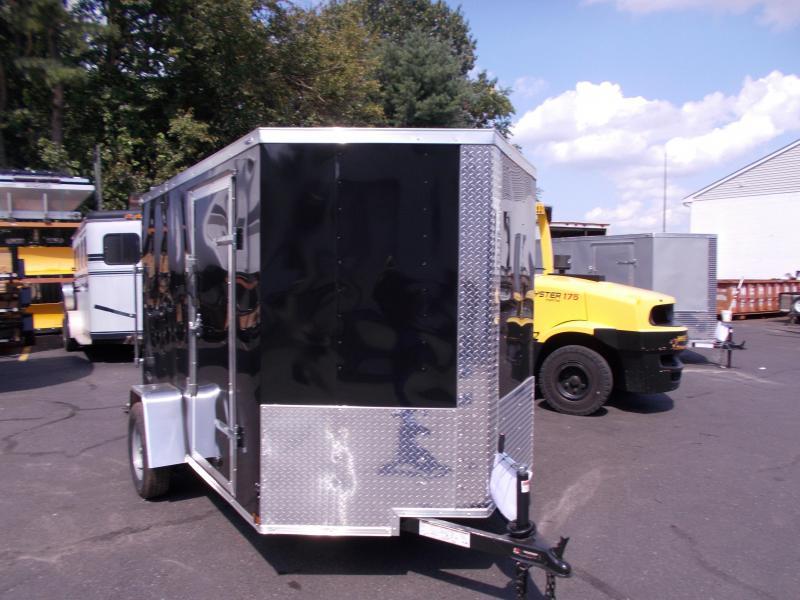 2019 Lark 6x10 Enclosed Cargo Trailer 2020946