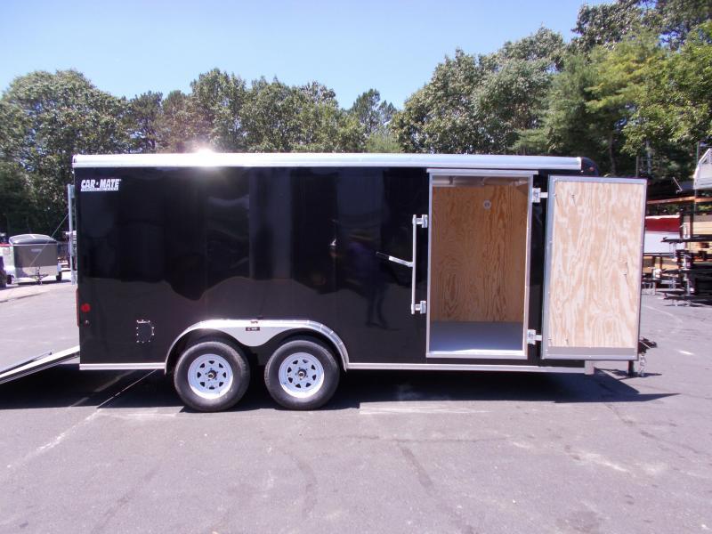 2020 Car Mate Trailers 7x16 Enclosed Cargo Trailer 2020791