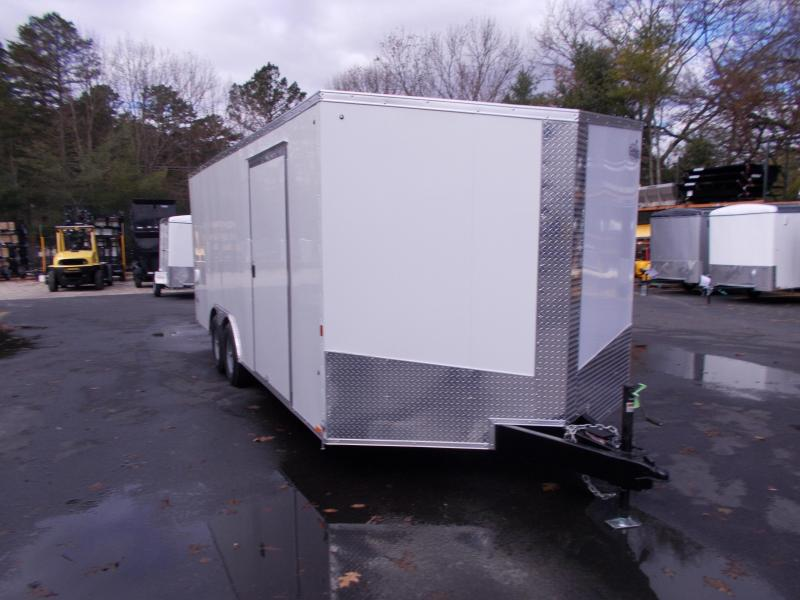 2019 Cargo Express 8.5x20 10k V-Nose Car / Racing Trailer 2019670