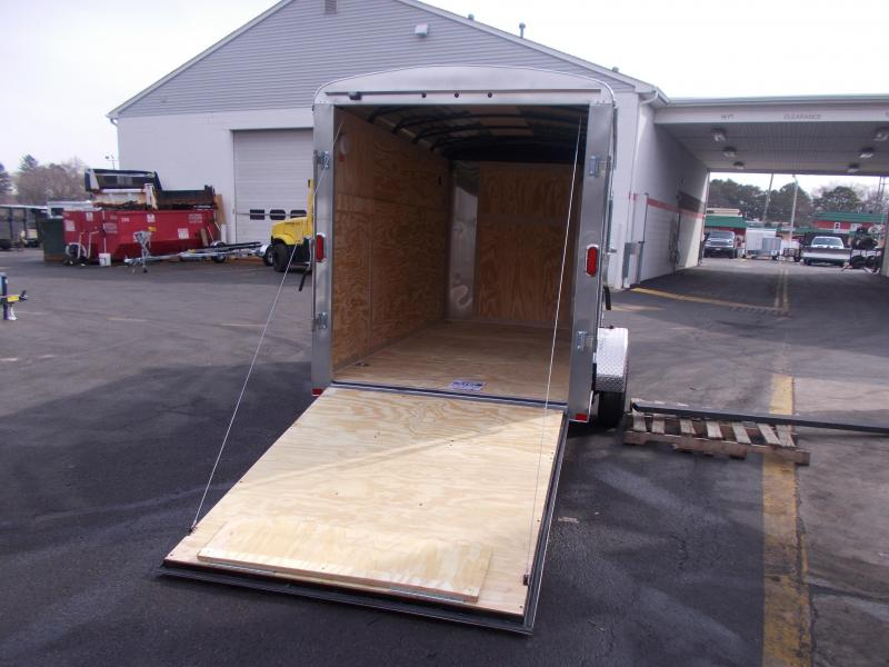 2019 Carry-On 6X12 Enclosed Cargo Trailer 2020297