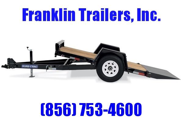 2019 Sure-Trac 78 IN x 12 Tilt Bed Equipment 7.8K 2020785