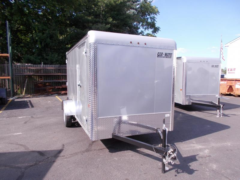 2020 Car Mate Trailers 6x12 Enclosed Cargo Trailer 2020795