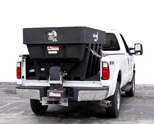SaltDogg SHPE2000X 2.0 cu yd Salt Spreader