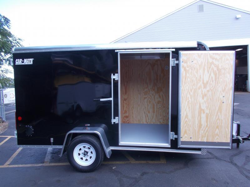 2019 Car Mate  6x12 Enclosed Cargo Trailer 2020962