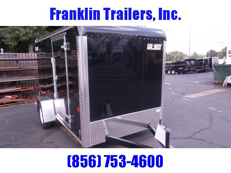 2019 Car Mate  6x12 Enclosed Cargo Trailer 2020962