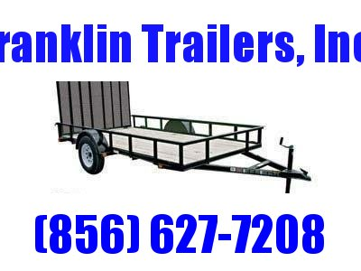2019 Carry-On 6X12 Utility Trailer 2020445