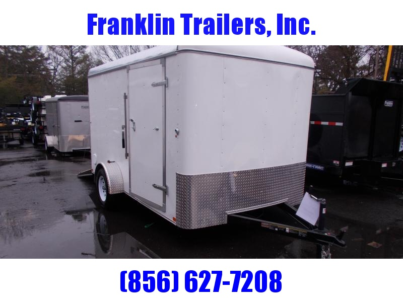 2019 Carry-On 7X12 Enclosed Cargo Trailer 2020383