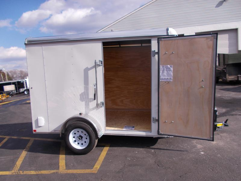 2019 Carry-On 6X10 Enclosed Cargo Trailer 2020038