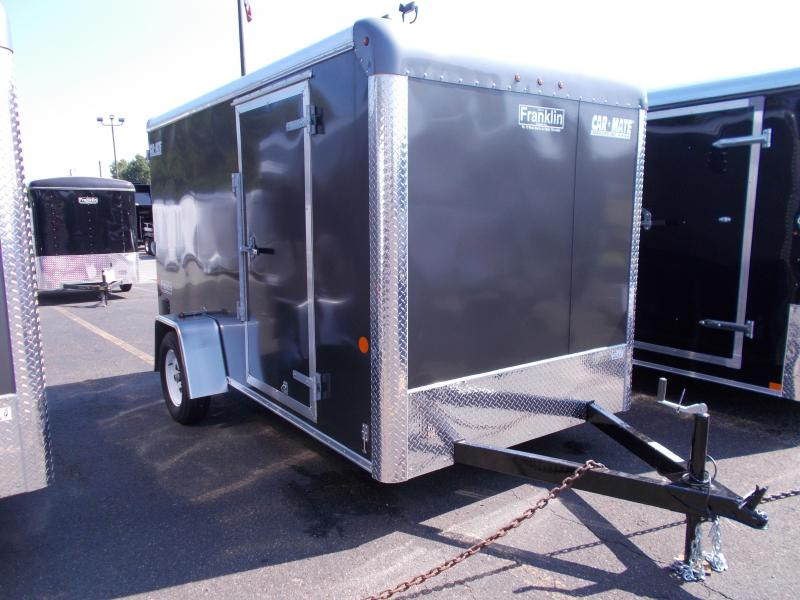 2018 Car Mate Trailers 6x12 Enclosed Cargo Trailer 2019061