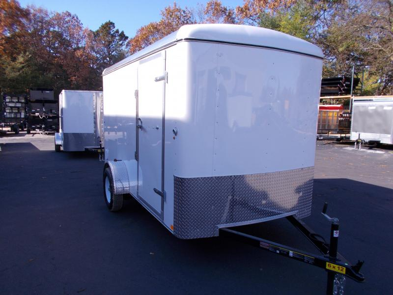 2019 Carry-On 6X12 Enclosed Cargo Trailer 2019641