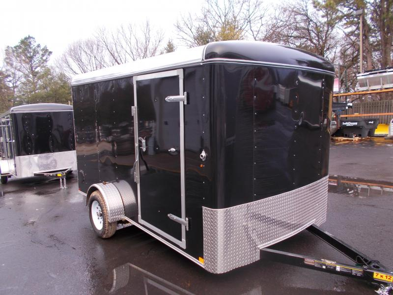 2019 Carry-On 7X12 Enclosed Cargo Trailer 2019821 in Ashburn, VA