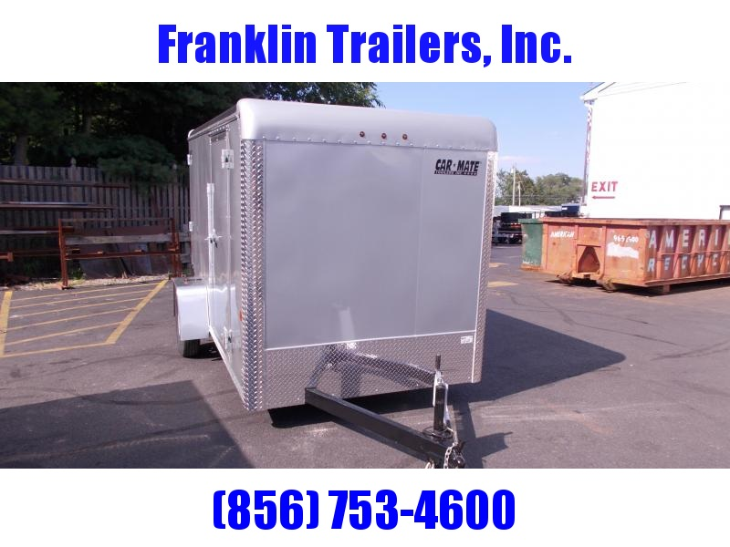 2019 Car Mate  6x12 Enclosed Cargo Trailer 2020793