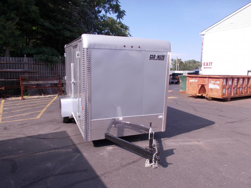 2020 Car Mate Trailers 6x12 Enclosed Cargo Trailer 2020793