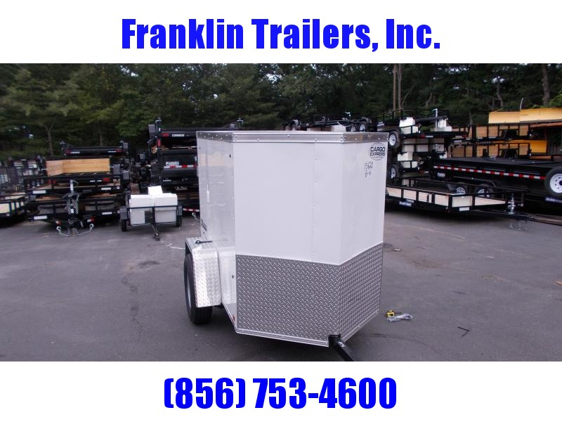 2020 Cargo Express 4x6 Enclosed Cargo Trailer 2020759