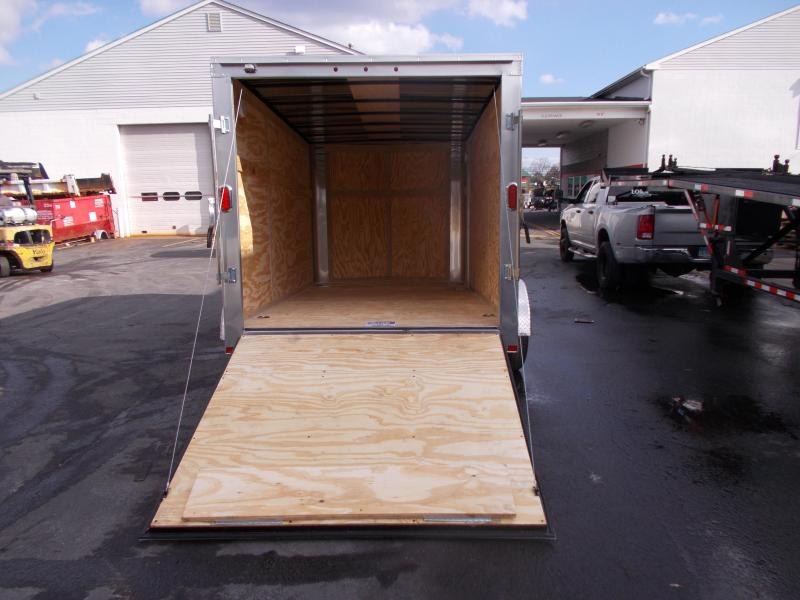 2019 Carry-On 7X14 Bull Nose Enclosed Cargo Trailer  2020041