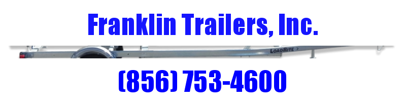 2020 Load Rite Double Watercraft Trailer 2020664