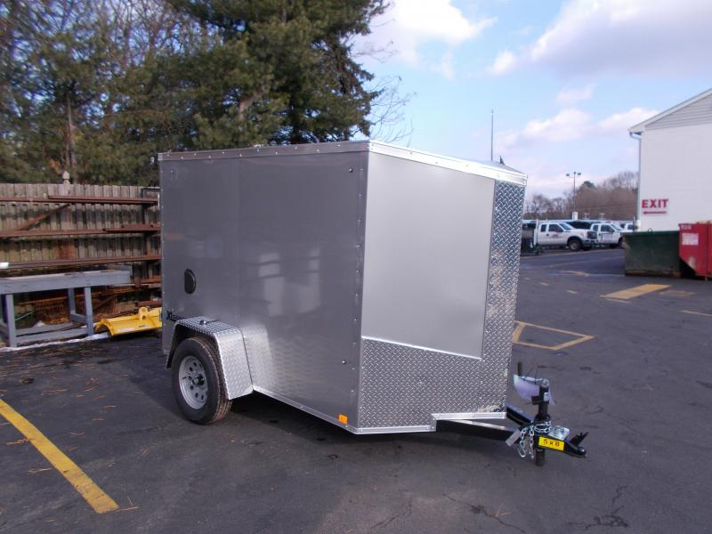 2019 Cargo Express 5X8 Enclosed Cargo Trailer 2019757