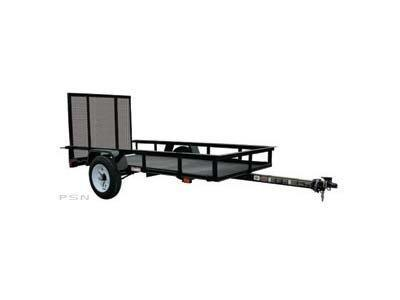 2018 Carry-On 4X8 - 2000 lbs. GVWR Mesh Floor Utility Trailer 2018899