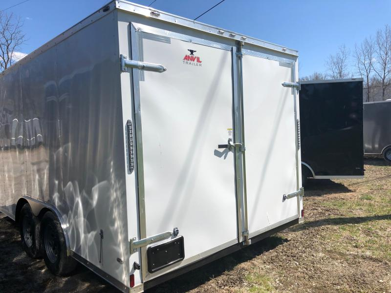 2019 Anvil AT8.5X16TA3 Enclosed Cargo Trailer W/ Barn Doors