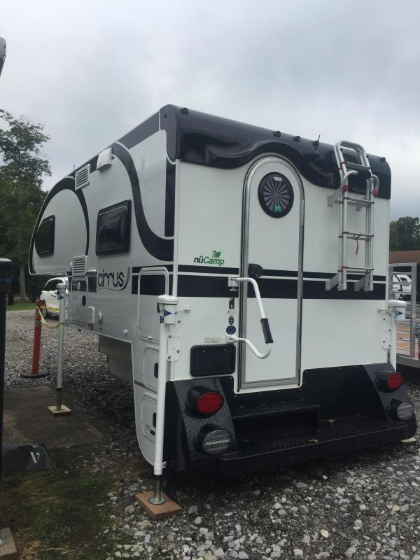 2019 nuCamp CIRRUS 820 Truck Bed Camper | Mountaineer Trailer Sales on
