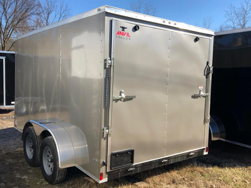 2019 Anvil AT7X12TA2 Enclosed Cargo Trailer