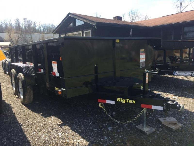 *For Rent* 2016 Big Tex 83 X 14 Dump Trailer
